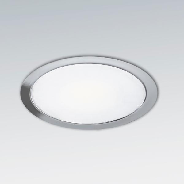 Faretto Led Da Incasso Sun Di Forma E Funzione In Metallo Luce